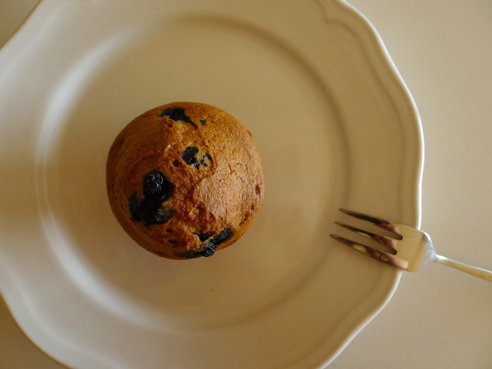 Muffin (z ovsenej múky)