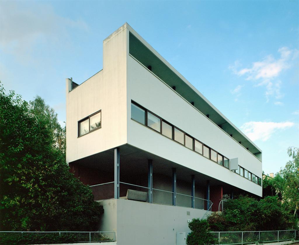Estilo internacional 1920 1980 international style architecture la polilla radiactiva - Arquitecto le corbusier ...