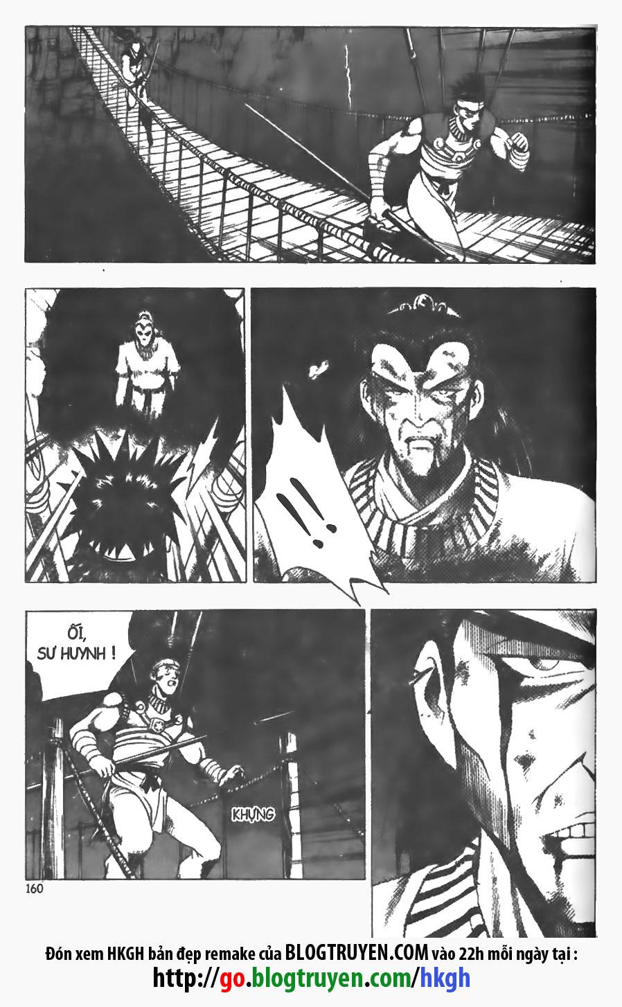 Hiệp Khách Giang Hồ chap 130 page 8 - IZTruyenTranh.com
