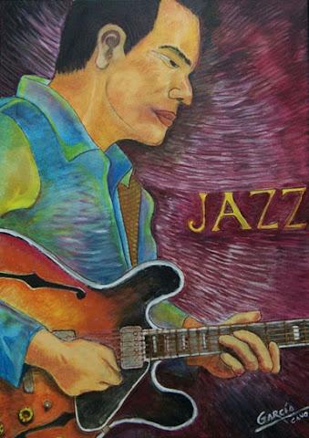 """""""Guitarrista de Jazz"""""""