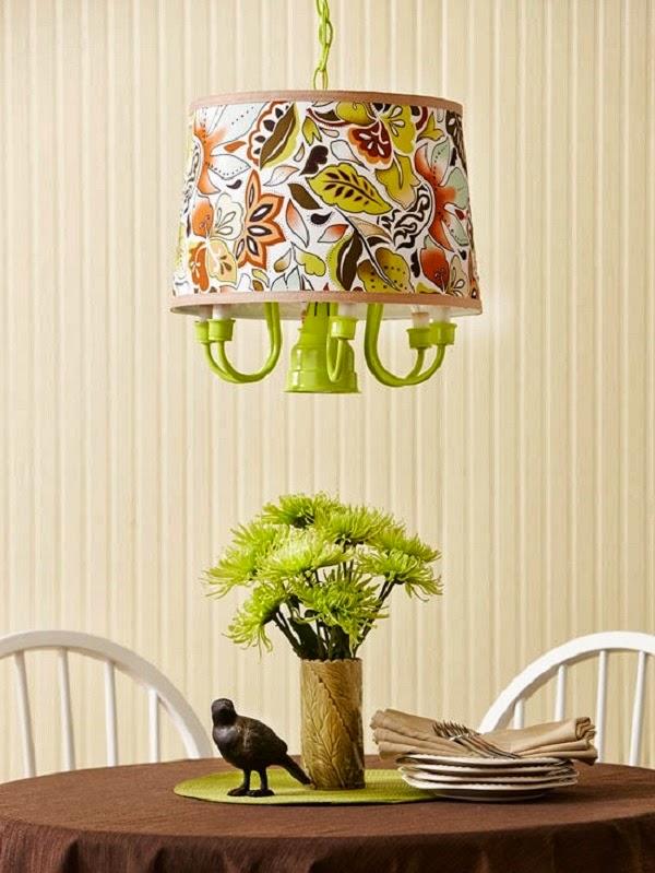 6 lamparas que puedes hacer tu mismo quiero m s dise o - Todo para el hogar barato ...