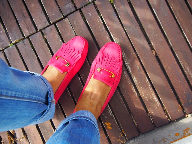 Tods Moccasins