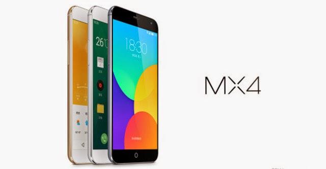 MX4 với VXL 8 nhân chính thức ra mắt