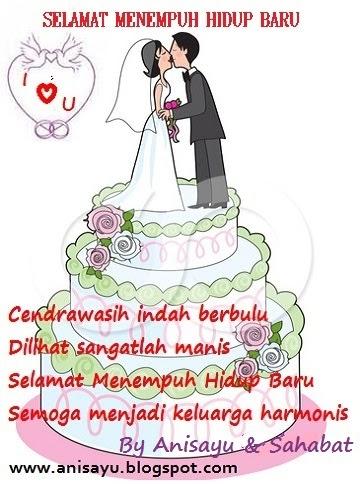 PUISI CINTA BY ANISAYU: Kumpulan Pantun Puisi Ucapan ...