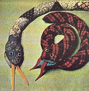Фото змей своими руками