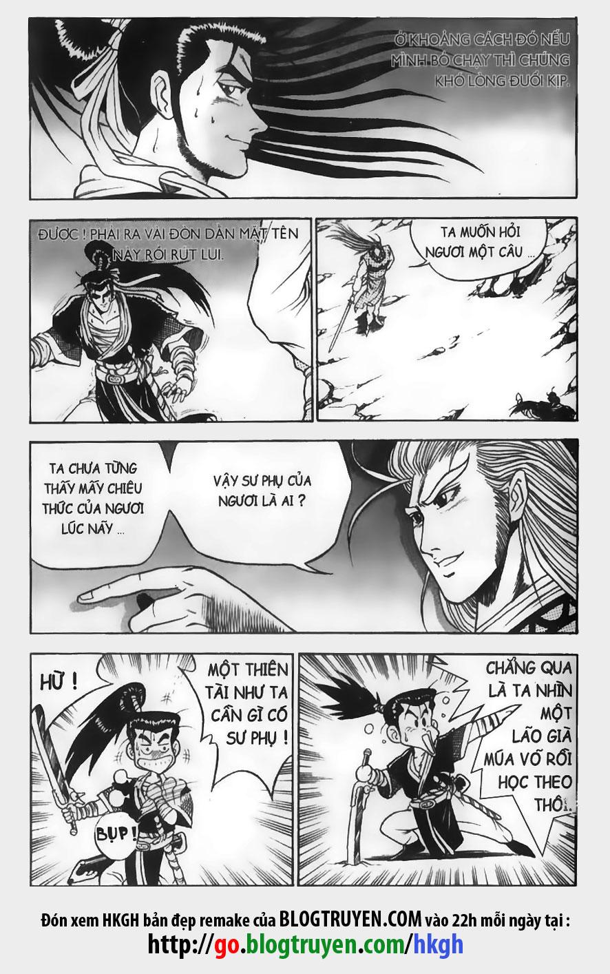 Hiệp Khách Giang Hồ chap 25 page 13 - IZTruyenTranh.com