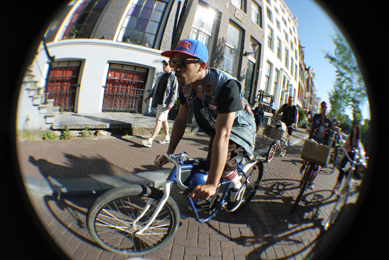 Chopaderos FBI Amsterdam Lucky Ride 13 cruiser cruising beachcruiser beachbike lowrider chopper