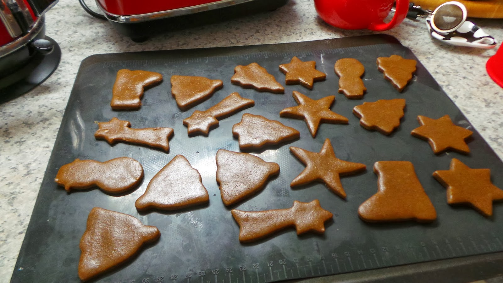 Cafe Disarray Thermomix Gingerbread