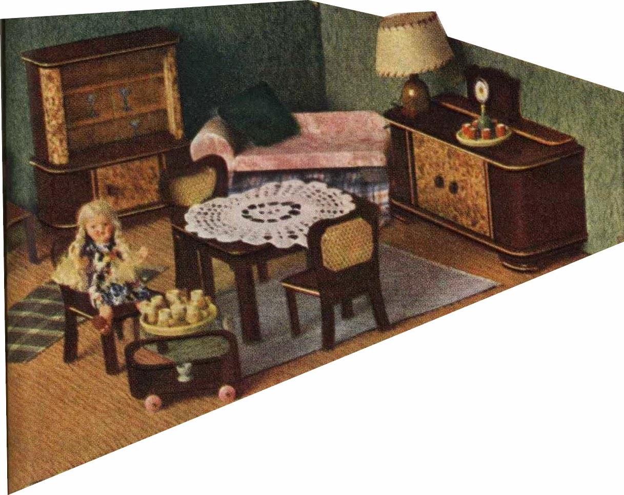diepuppenstubensammlerin chronologie ullrich und. Black Bedroom Furniture Sets. Home Design Ideas