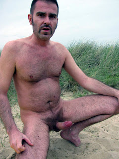 Exhibitionist gay men