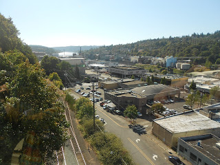 oregon city view
