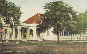 Batavia's Weltervreiden Schouwburg (Gedung Kesenian Jakarta)
