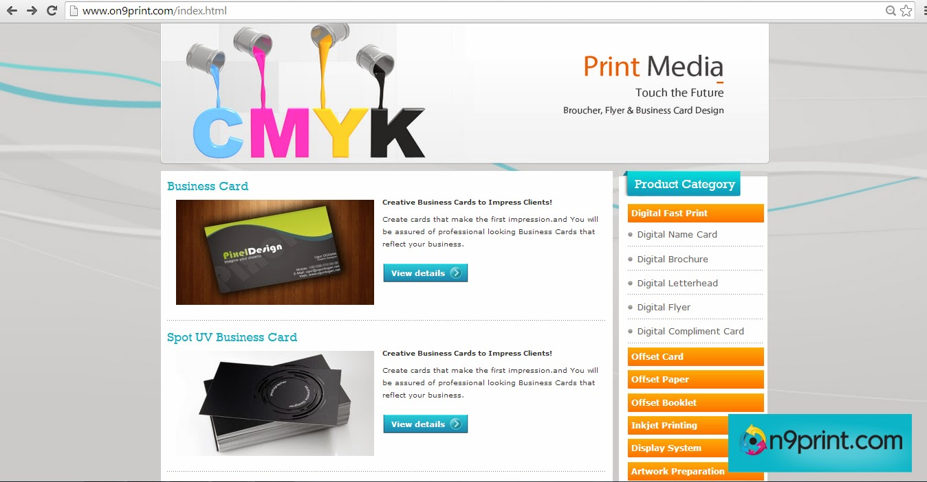 Online printing malaysia on9print as promised last post here we start to demonstrate how to design your own name card step by step i had summarize the steps with the photos below reheart Image collections