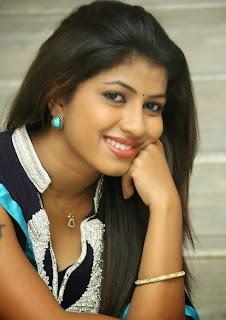 Actress Geethanjali Thasya Latest Pictures in Salwar Kameez at Welcome to America Audio Launch  20.jpg