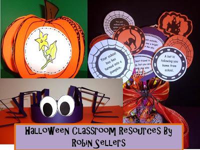 halloween classroom crafts