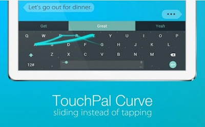 TouchPal - Cute Emoji Keyboard v5.6.8.6 APK Productivity Apps for ...