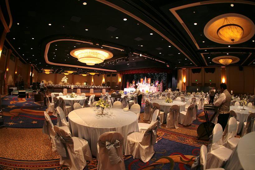 Disneyland Hotel Grand Ballroom a Disneyland Hotel Grand