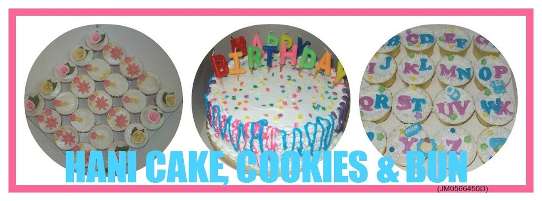 HANI CAKE,COOKIES & BUNS