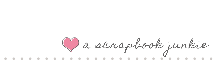A Scrapbook Junkie