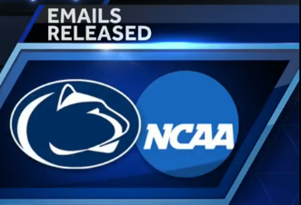 penn state ncaa emails released