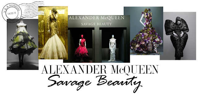 Alexander McQueen: Savage Beauty