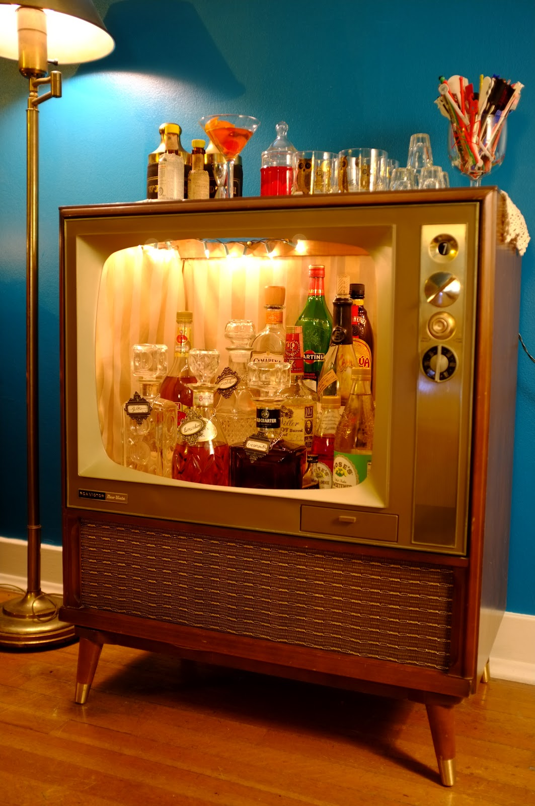 Что и как можно сделать из старого телевизора? Когда умелые руки лучше 71