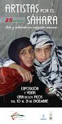Artistas por el Sahara Arte y Solidaridad pro refugiados Saharauis