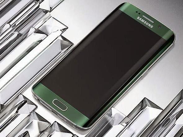 Galaxy S6 Edge une a tecnologia do S6 ao design futurista