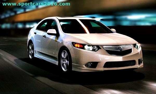 2016 Acura TSX Sport
