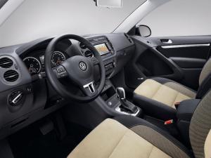 Foto VW Tiguan Facelift