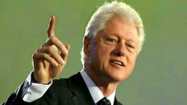 Bill Clinton for Bin Laden
