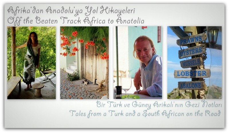 Afrika&#39;dan Anadolu&#39;ya Yol Hikayeleri <br> Off the Beaten Track Africa to Anatolia