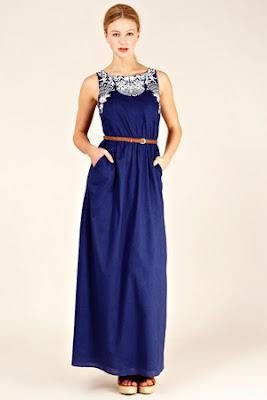 oasis maxi dress