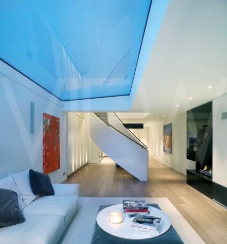 Casa casa de techo de cristal - Techos de cristal para casas ...