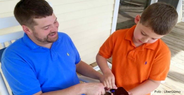 Heboh, Bocah 7 Tahun Membobol Sensor Sidik Jari iPhone