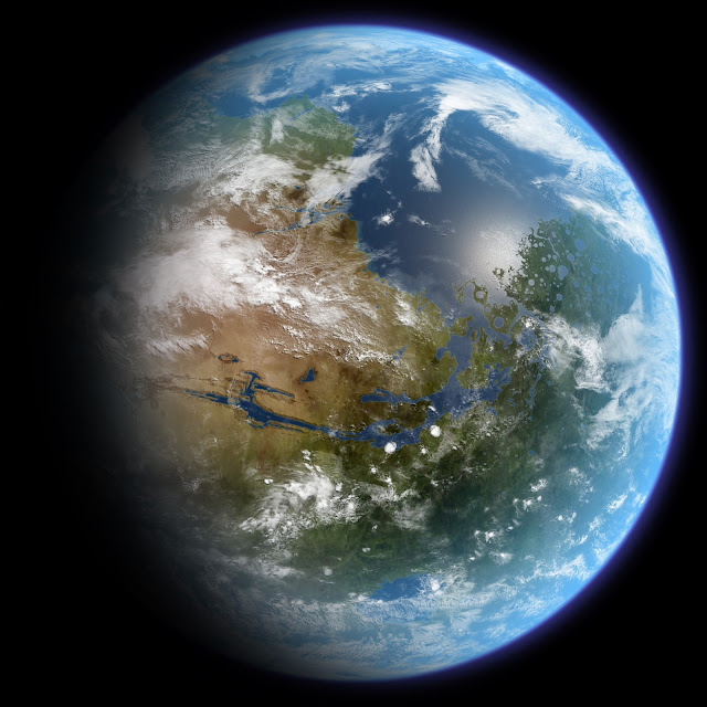 Ancient Mars Could Have Supported Life