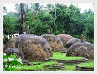 Eva Stone photo, Dagobas, Kadurugoda Viharaya, Jaffna,