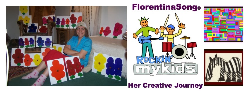 FlorentinaSong ~ Collectible Art ~ MyKids Unite ~ Film