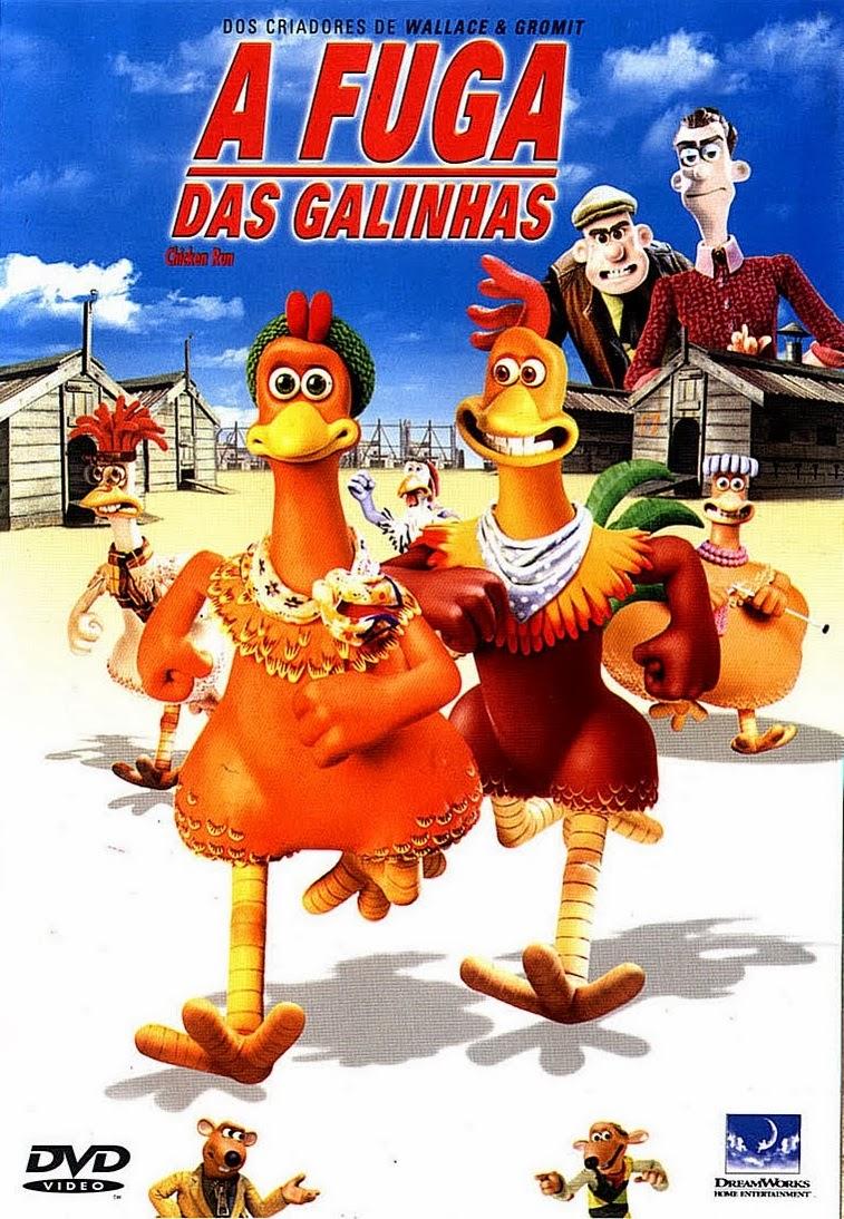 A Fuga das Galinhas – Dublado (2000)