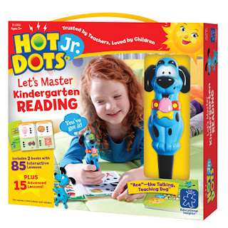 http://partyofthreeroomformore.blogspot.com/2013/12/educational-insights-hot-dots-jr.html