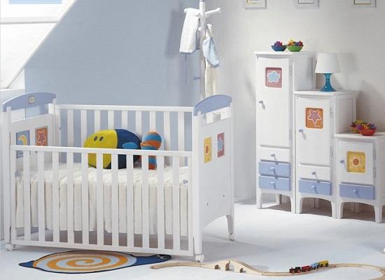 Décoration bébé chambre