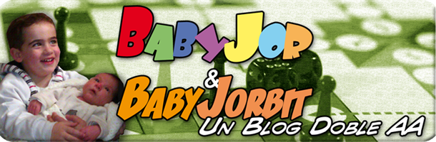 BabyJor & BabyJorbit, un Blog Doble AA