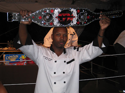 Chef Clarence Ridley