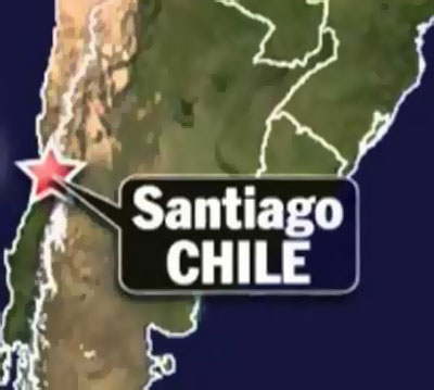 6.8-magnitude earthquake shakes northern Chile
