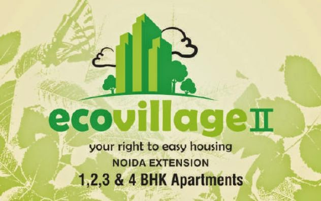 Supertech Ecovillage 2 Noida Extension (Greater Noida West) 1, 2, 3 & 4 BHK Appartments