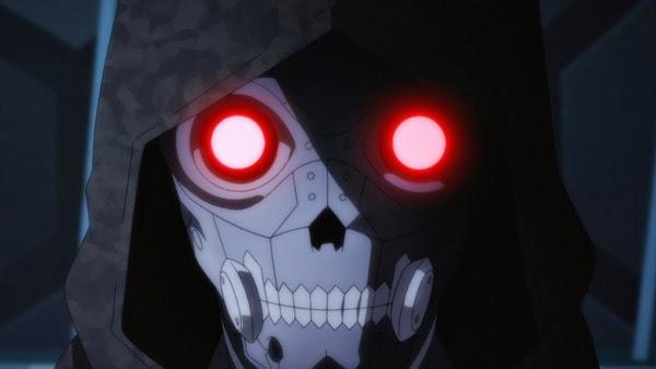 Sword Art Online II Episode 5 Death Gun