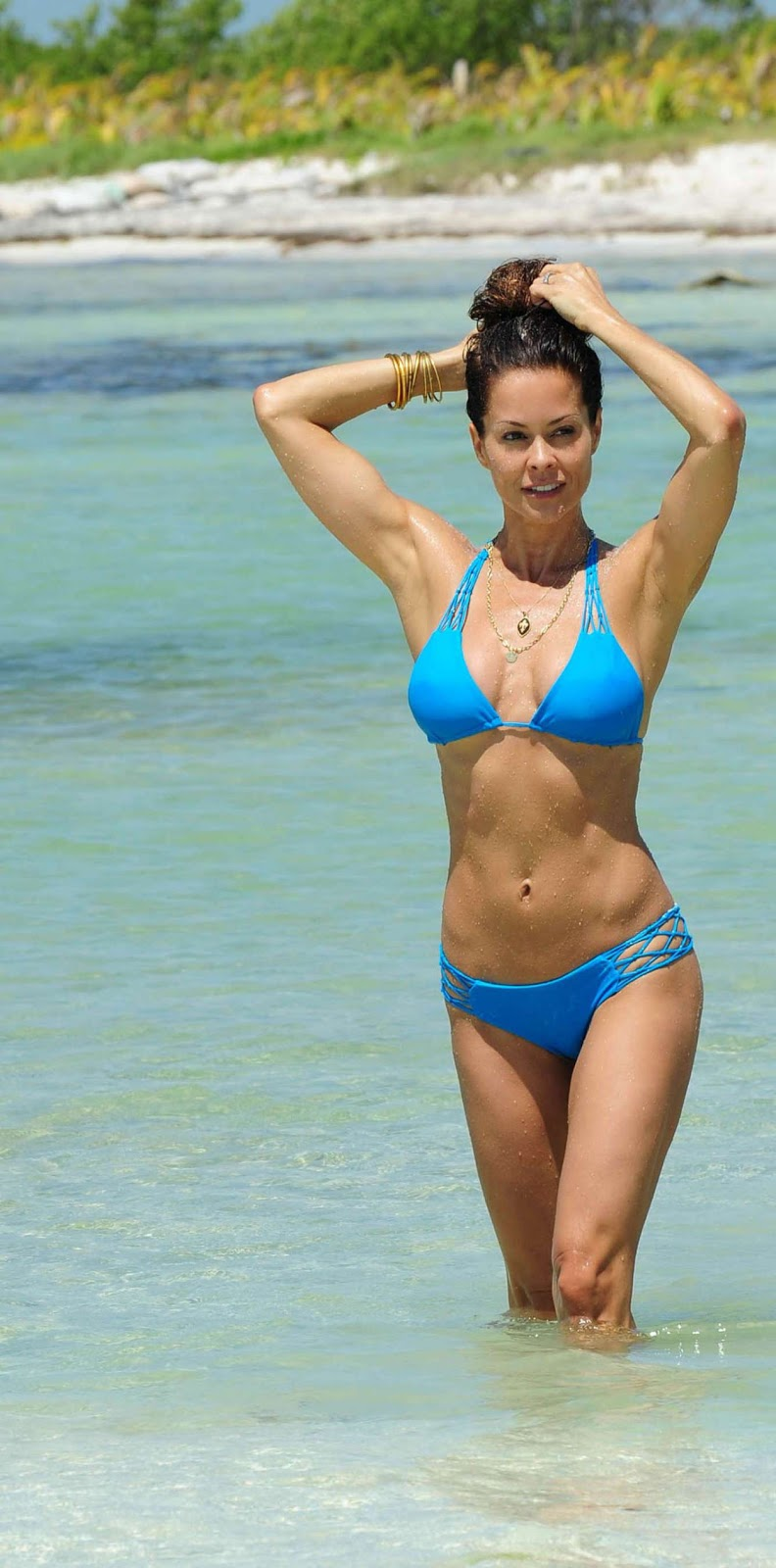 Brooke Burke in Bikini in Mexico (May 2013). There's no simple step-by-step path to the Perfect Body, the Perfect Relationship, or the Perfect Career.