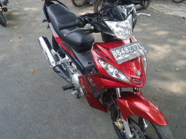 Harga Second Motor Yamaha Jupiter Mx 2011