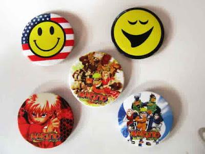 Pin Souvenir Ulang Tahun Anak Murah