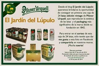 El jard n del l pulo el blog de cerveza ganador for El jardin del lupulo